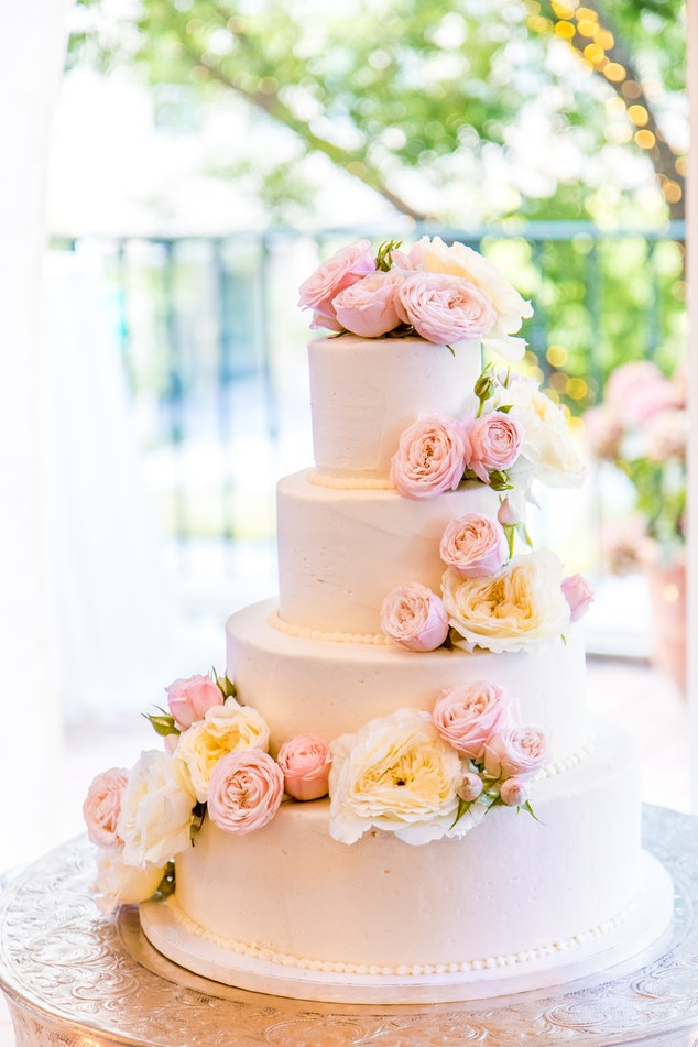 Diy Wedding Cake Ideas Empowering You To Make Your Own